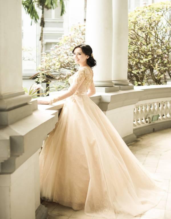 Mai Phương Thúy lộng lẫy, xinh như công chúa trong bộ ảnh mới 3