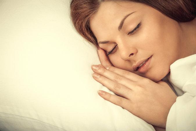 Tâm trí vấn vương ở đâu khi bạn chìm vào giấc ngủ? (Shutterstock*)