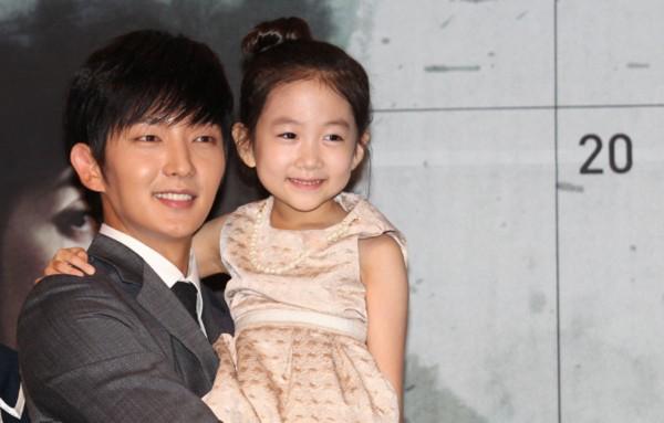 Top 5 mỹ nam Hàn sẽ là những ông bố tuyệt vời nhất 4