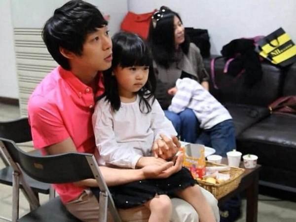 Top 5 mỹ nam Hàn sẽ là những ông bố tuyệt vời nhất 8