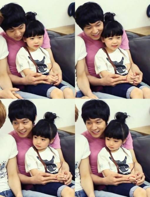 Top 5 mỹ nam Hàn sẽ là những ông bố tuyệt vời nhất 9