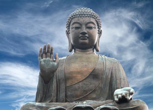 Tượng Phật Thiên Tân ở Hong Kong