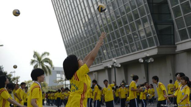 Khu Liên hiệp Thể thao Quốc gia được xây cho sự kiện SEA Games 23