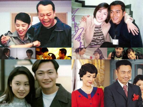 Những cặp tình nhân đẹp nhất trong phim TVB 1