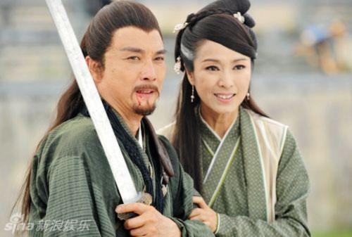 Những cặp tình nhân đẹp nhất trong phim TVB 13