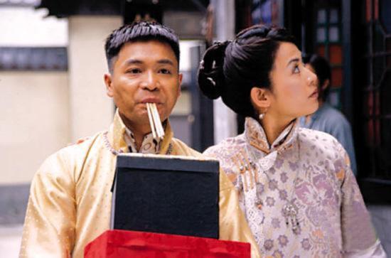 Những cặp tình nhân đẹp nhất trong phim TVB 19