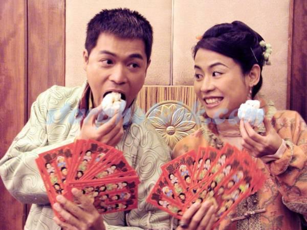 Những cặp tình nhân đẹp nhất trong phim TVB 21
