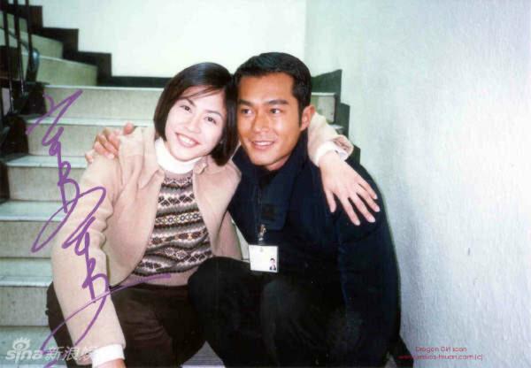 Những cặp tình nhân đẹp nhất trong phim TVB 4