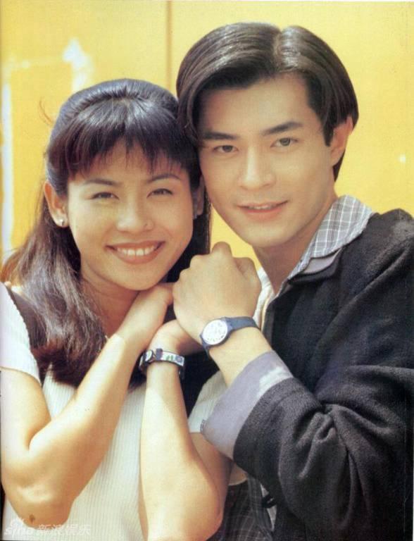 Những cặp tình nhân đẹp nhất trong phim TVB 5