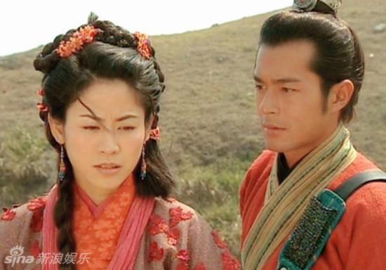Những cặp tình nhân đẹp nhất trong phim TVB 6