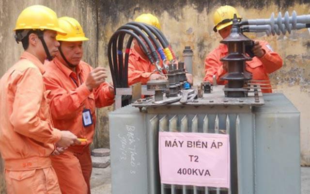 EVN HANOI cam kết không cắt điện vào những ngày nắng nóng.