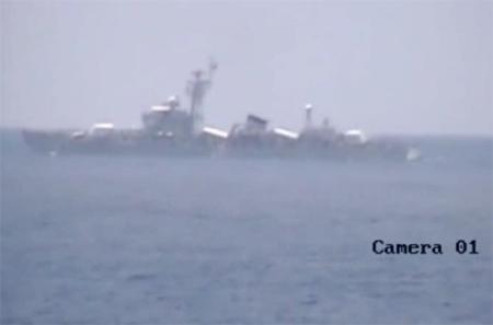 Tàu hộ vệ tên lửa 534 Trung Quốc