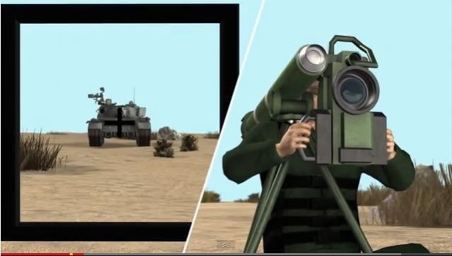 Bộ quốc phòng Mỹ đang phát triển một loại tên lửa đạn đạo thông minh loại nhỏ (Ảnh từ Internet)