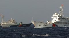 Tàu hai nước tiếp tục va chạm hàng ngày tại vùng biển đặt giàn khoan