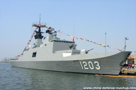 Tuy nhiên để có thể đối phó được với những chiến hạm cỡ lớn của Trung Quốc, Đài Loan đã trang bị cho các tàu lớp La Fayette những vũ khí hạng nặng. Theo đó, tên lửa diệt hạm siêu thanh Hsiung Feng 3 sẽ thay thế cho người anh em Hsiung Feng 2. Hsiung Feng 3 dài 6,1 m, nặng 1,5 tấn và có đầu đạn nặng 181 kg.