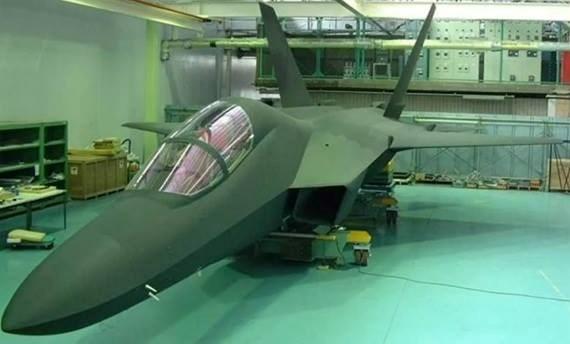 Mẫu thử tiêm kích F-3