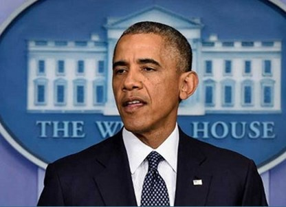 Tổng thống Mỹ Barack Obama. Ảnh: AP