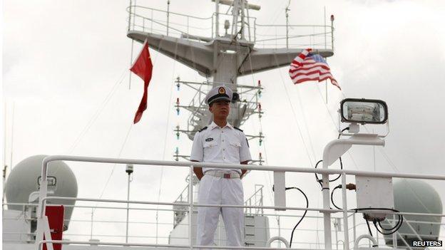 Trung Quốc vừa tham dự, vừa do thám cuộc tập trận Rimpac 2014