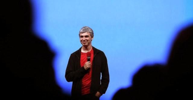 CEO Google. 11 sự thật điên rồ nhưng đầy thú vị về Google