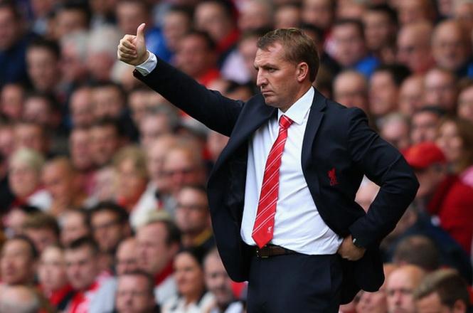 HLV Rodgers phấn khích khi được đối đầu với Real Madrid - Ảnh: AFP