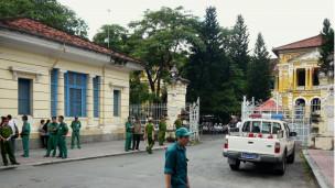 Hoạt động tư pháp ở Việt Nam đặt dưới sự lãnh đạo của Đảng