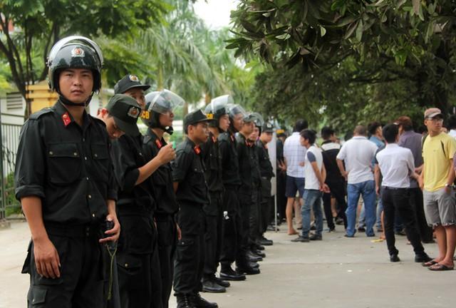 Thành lập tổ trinh sát chống móc túi tại Lễ hội Đền Hùng