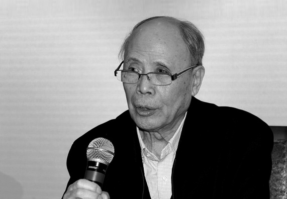 Ông Đỗ Đạo Chính chủ tịch của tạp chí chính trị Trung Quốc Viêm Hoàng Xuân Thu. Ông Đỗ lo ngại tính độc lập của tạp chí sẽ bị ảnh hưởng khi chuyển giao cho tổ chức trực thuộc Bộ Văn hóa (Screenshot/yhcqw.com)
