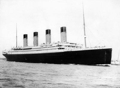 tau titanic
