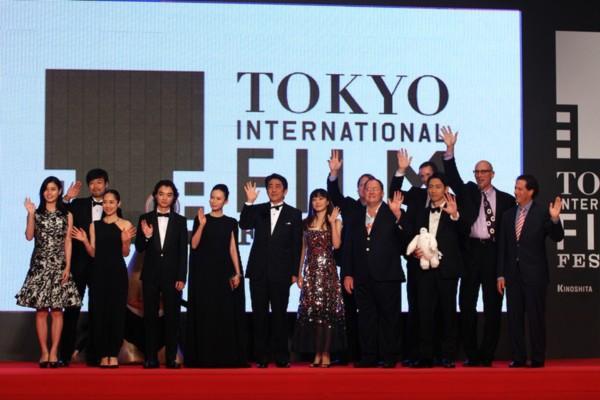 Kim Soo Hyun được vinh danh là diễn viên xuất sắc nhất châu Á tại LHP Tokyo 7