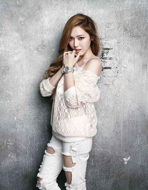Jessica công bố tái xuất cùng lúc SNSD ra sân bay rời Hàn Quốc 1