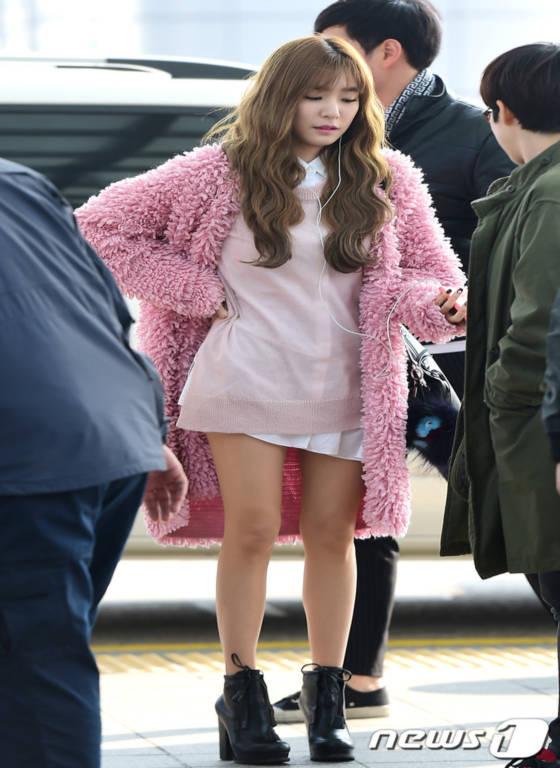 Jessica công bố tái xuất cùng lúc SNSD ra sân bay rời Hàn Quốc 2