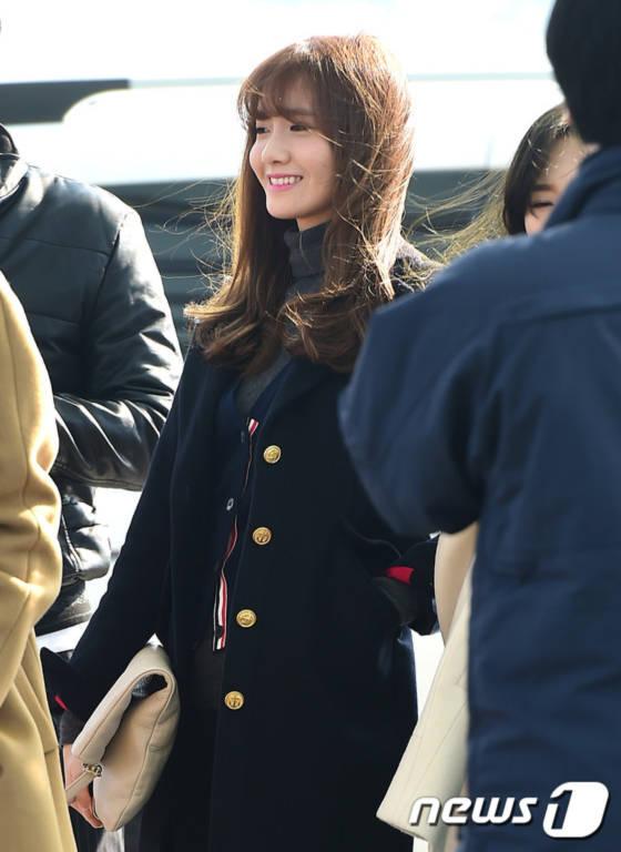 Jessica công bố tái xuất cùng lúc SNSD ra sân bay rời Hàn Quốc 3