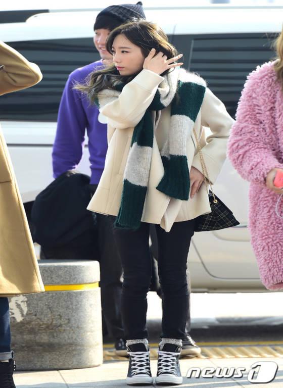 Jessica công bố tái xuất cùng lúc SNSD ra sân bay rời Hàn Quốc 5