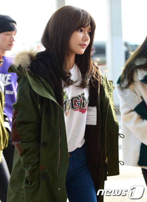Jessica công bố tái xuất cùng lúc SNSD ra sân bay rời Hàn Quốc 6