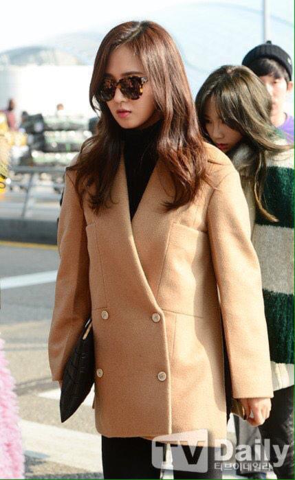 Jessica công bố tái xuất cùng lúc SNSD ra sân bay rời Hàn Quốc 7