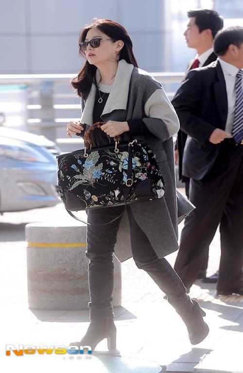 """""""Nàng Dae Jang Geum"""" Lee Young Ae 43 tuổi trẻ đẹp như 20 5"""