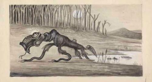 10 sinh vật đáng sợ và bí ẩn nhất thế giới