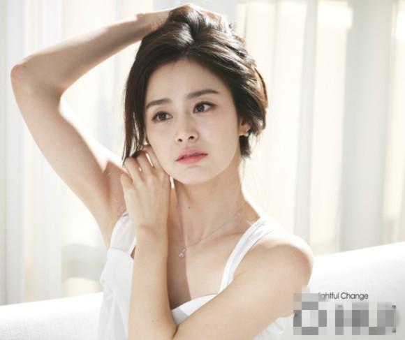 Kim Tae Hee đẹp long lanh trong loạt ảnh mới dù đã ngoài 30 5