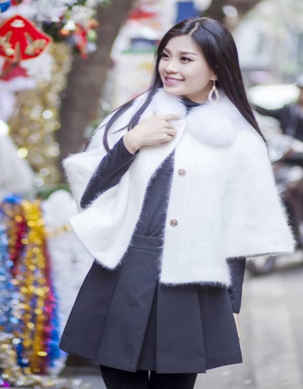 Ngất ngây nhan sắc xinh đẹp của Á hậu Diễm Trang 4