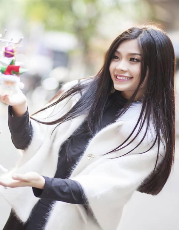 Ngất ngây nhan sắc xinh đẹp của Á hậu Diễm Trang 5