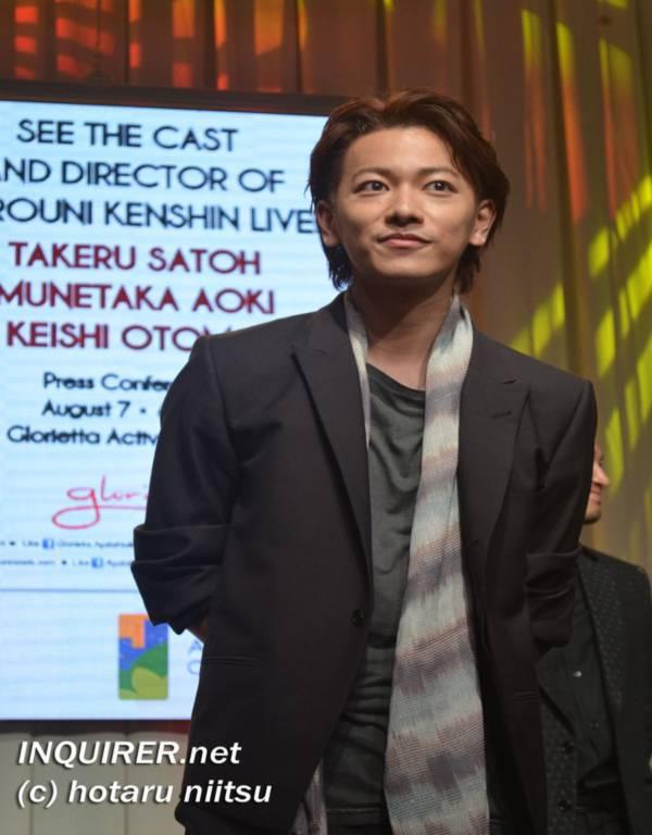 Top 10 diễn viên thành công nhất Nhật Bản trong năm 2014 8