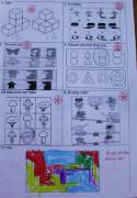 Thay vì chấm điểm như trước đây, giáo viên đã thay bằng lời nhận xét và dấu hình ngôi sao phát sáng nhằm động viên học sinh học tập tốt (ảnh HP – vnexpress)