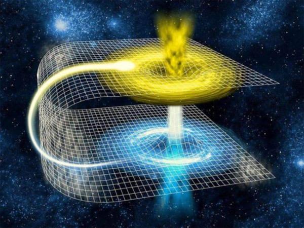 Lỗ giun vượt không gian