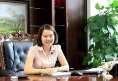 Bà Nguyễn Minh Thu -  nguyên Chủ tịch HĐQT, nguyên Tổng Giám đốc Ocean Bank