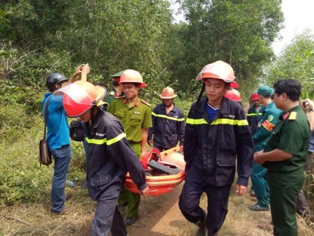 Nhân chứng kể giây phút máy bay quân sự rơi ở TP.HCM