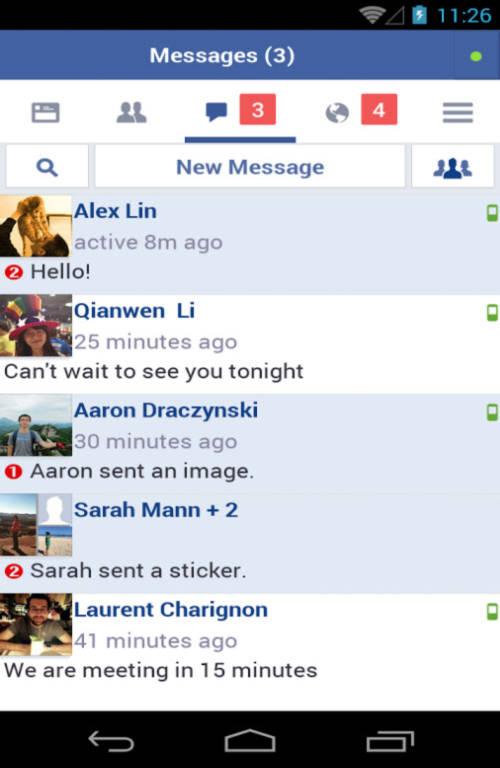 Ứng dụng Facebook Lite siêu nhẹ, tích hợp Messenger - 4