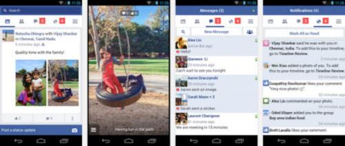 Ứng dụng Facebook Lite siêu nhẹ, tích hợp Messenger - 1