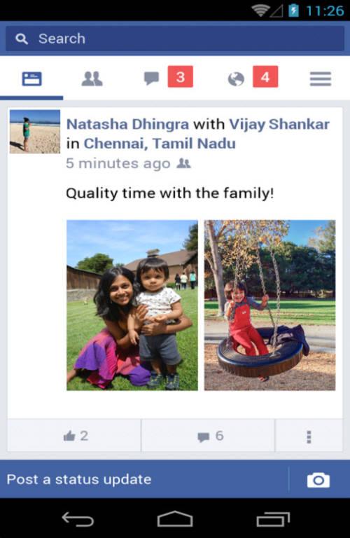 Ứng dụng Facebook Lite siêu nhẹ, tích hợp Messenger - 3