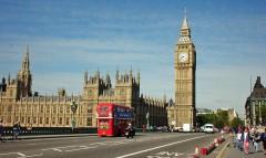 Thành phố Luân Đôn  hiện tại