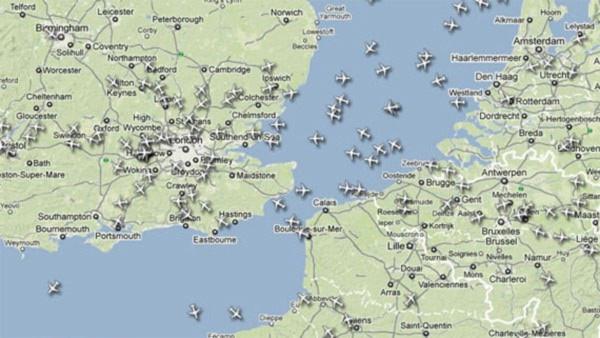 Vì sao chúng ta khó tìm được vị trí máy bay mất tích?